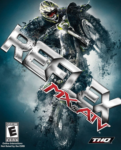 MX vs. ATV Reflex Windows PC Game Download Steam CD-Key Global