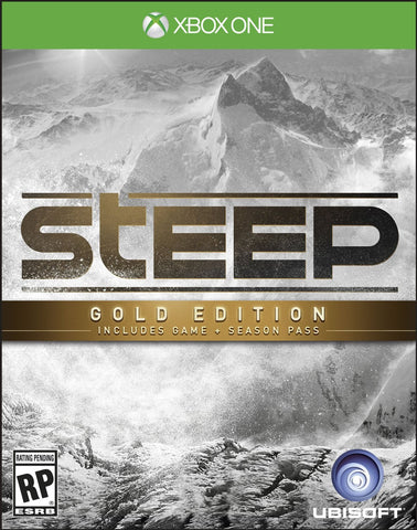 Steep: Gold Edition For Xbox One (Physical Disc)