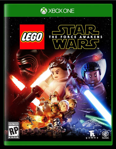 LEGO Star Wars: The Force Awakens - Standard Edition For Xbox One (Physical Disc)