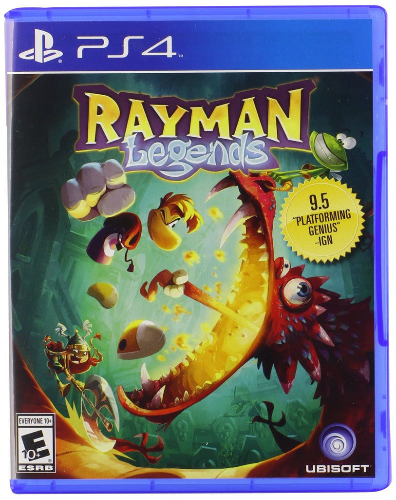Rayman Legends For PlayStation 4 (Physical Disc)
