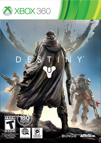 Destiny - Standard Edition For Xbox 360 (Physical Disc)