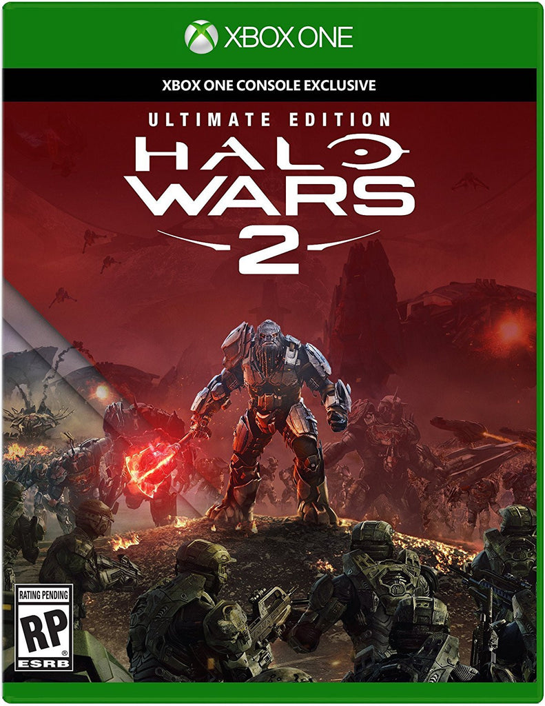 Halo Wars 2 Ultimate Edition For Xbox One (Physical Disc)