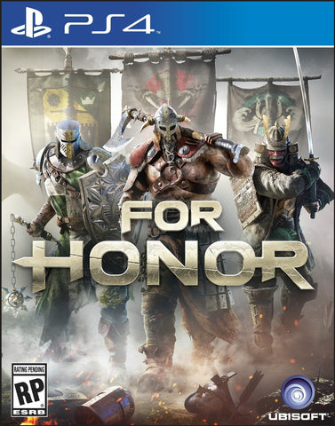 For Honor Pre-Order For PlayStation 4 (Physical Disc)