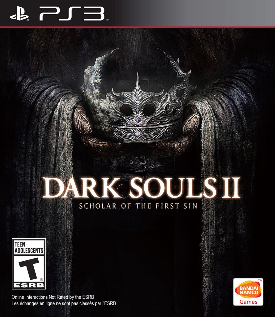 Dark Souls II: Scholar of the First Sin For PlayStation 3 (Physical Disc)