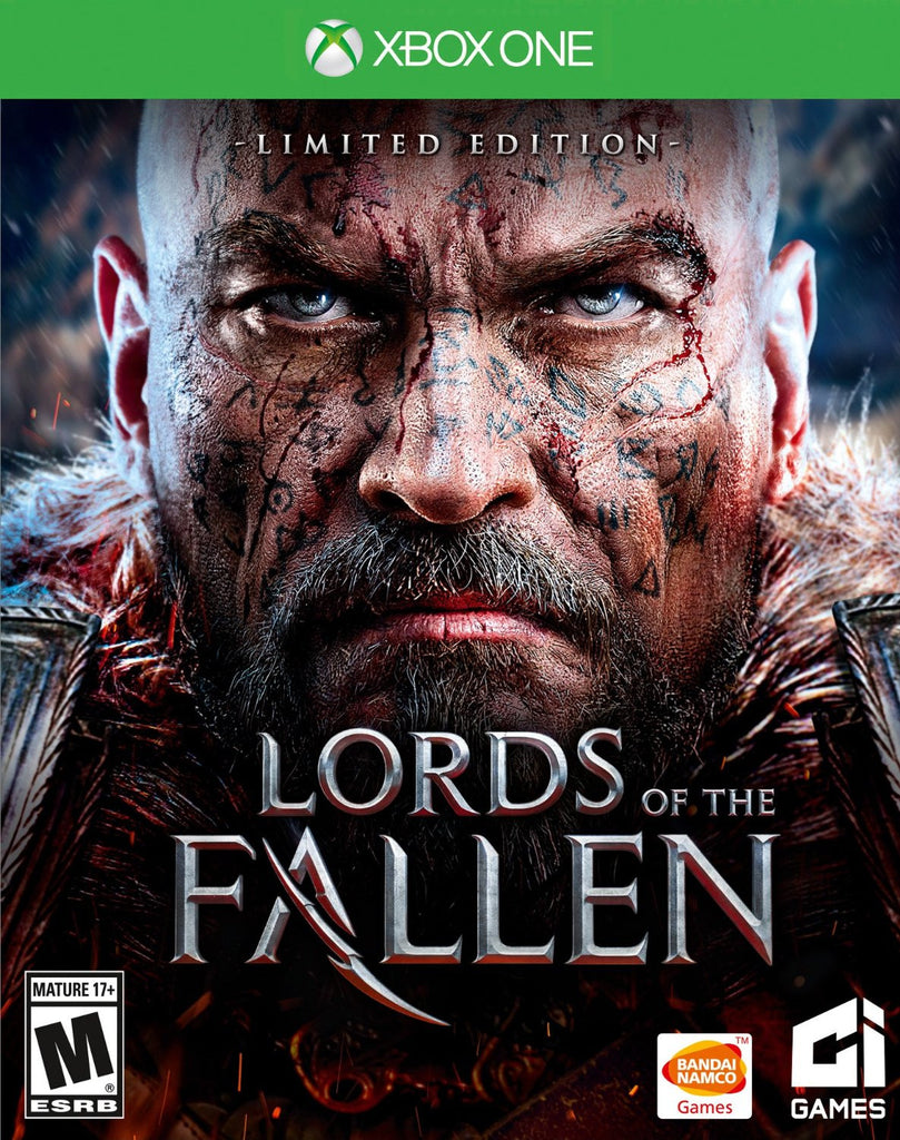 Lords of the Fallen Limited Edition For Xbox One (Physical Disc)
