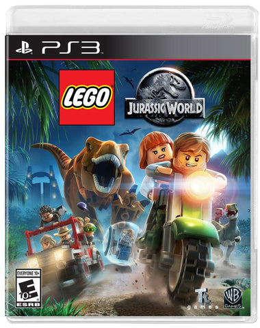 LEGO Jurassic World For PlayStation 3 (Physical Disc)