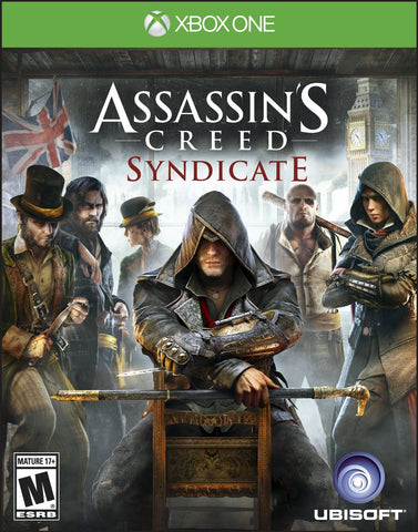Assassin's Creed Syndicate For Xbox One (Physical Disc)