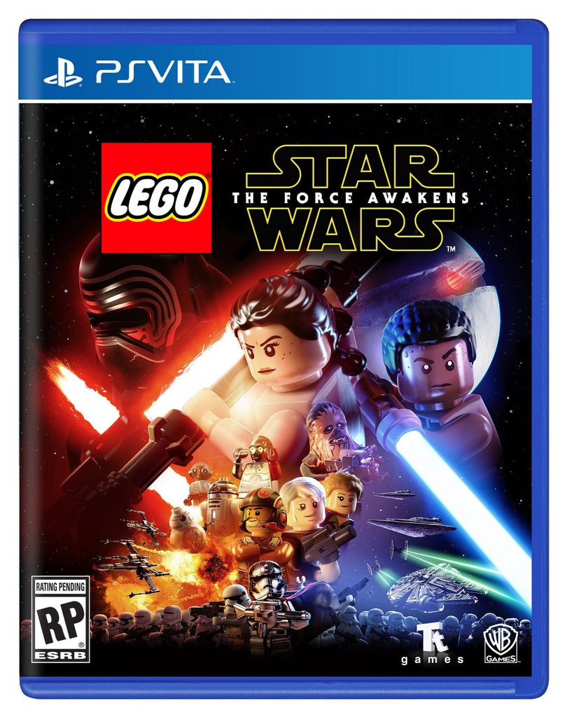 LEGO Star Wars: The Force Awakens - Standard Edition For PSVita (Physical Cartridge)