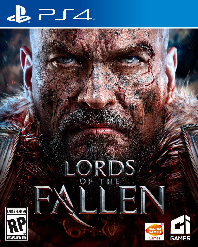 Lords of the Fallen For PlayStation 4 (Physical Disc)