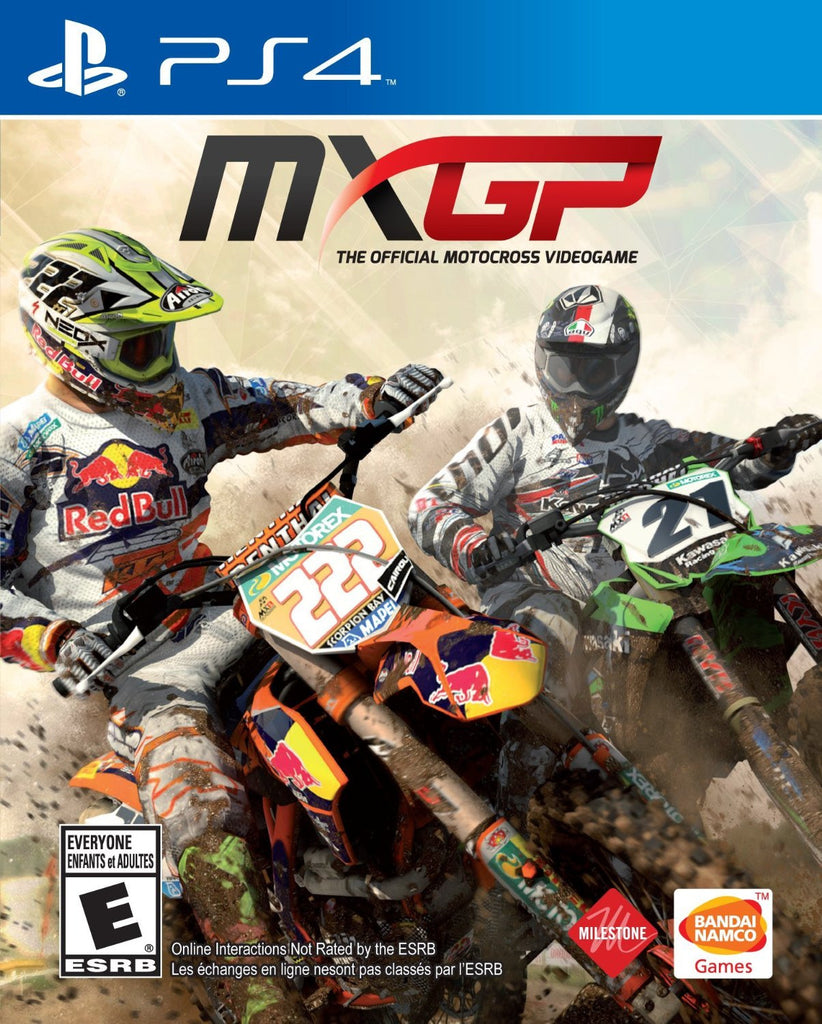 MXGP 14: The Official Motocross Videogame For PlayStation 4 (Physical Disc)
