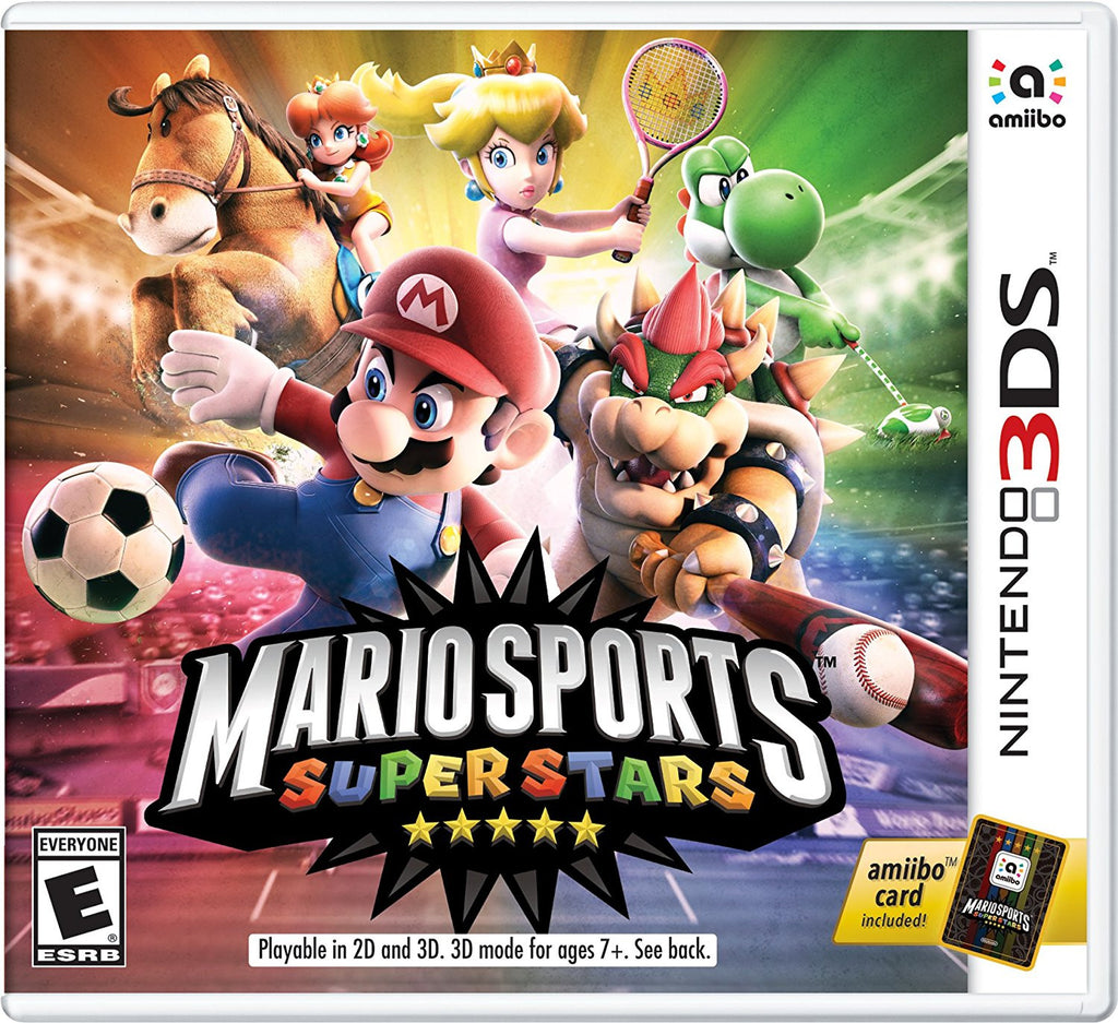 Mario Sports Superstars Pre-Order For 3DS (Physical Cartridge)