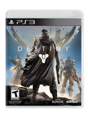 Destiny - Standard Edition For PlayStation 3 (Physical Disc)