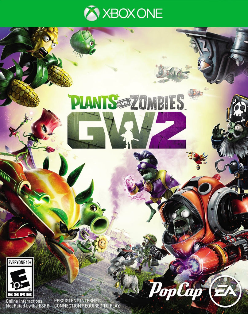 Plants vs. Zombies Garden Warfare 2 For Xbox One (Physical Disc)