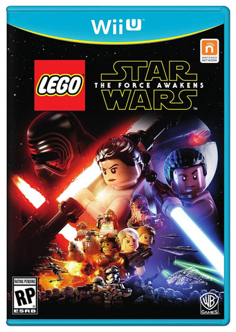 LEGO Star Wars: The Force Awakens - Standard Edition For Wii U (Physical Disc)