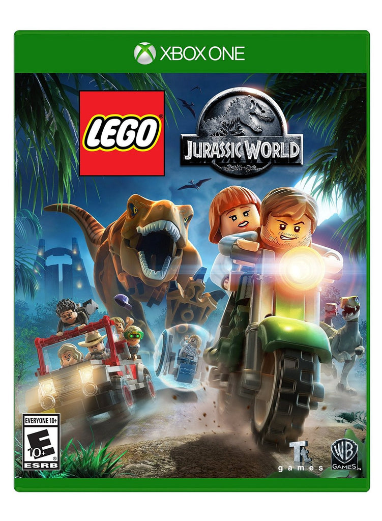 LEGO Jurassic World For Xbox One (Physical Disc)