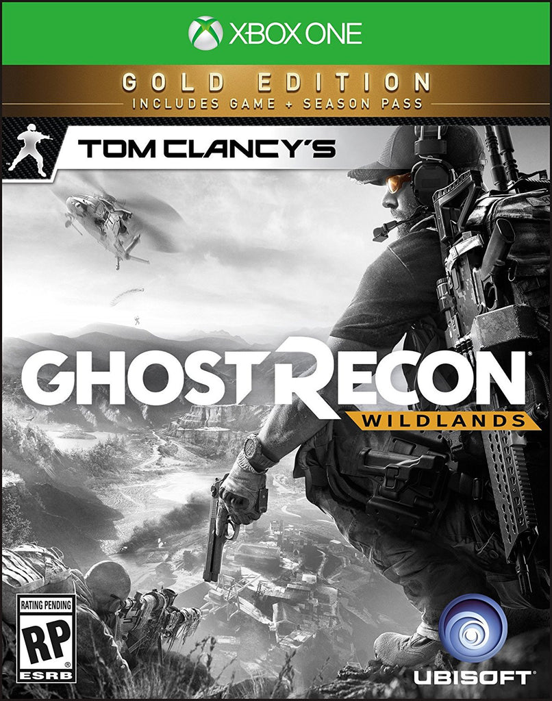 Tom Clancy's Ghost Recon Wildlands Gold Edition For Xbox One (Physical Disc)