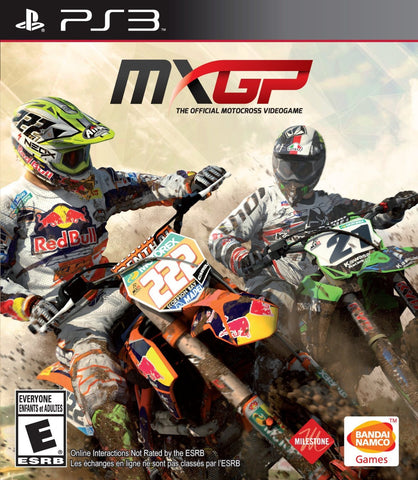 MXGP 14: The Official Motocross Videogame For PlayStation 3 (Physical Disc)