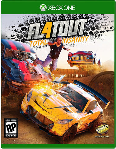 FlatOut 4 Pre-Order For Xbox One (Physical Disc)