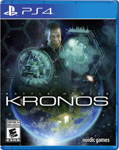 Battle Worlds: Kronos For PlayStation 4 (Physical Disc)