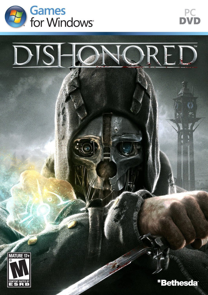 Dishonored Windows PC Game Download Steam CD-Key Global