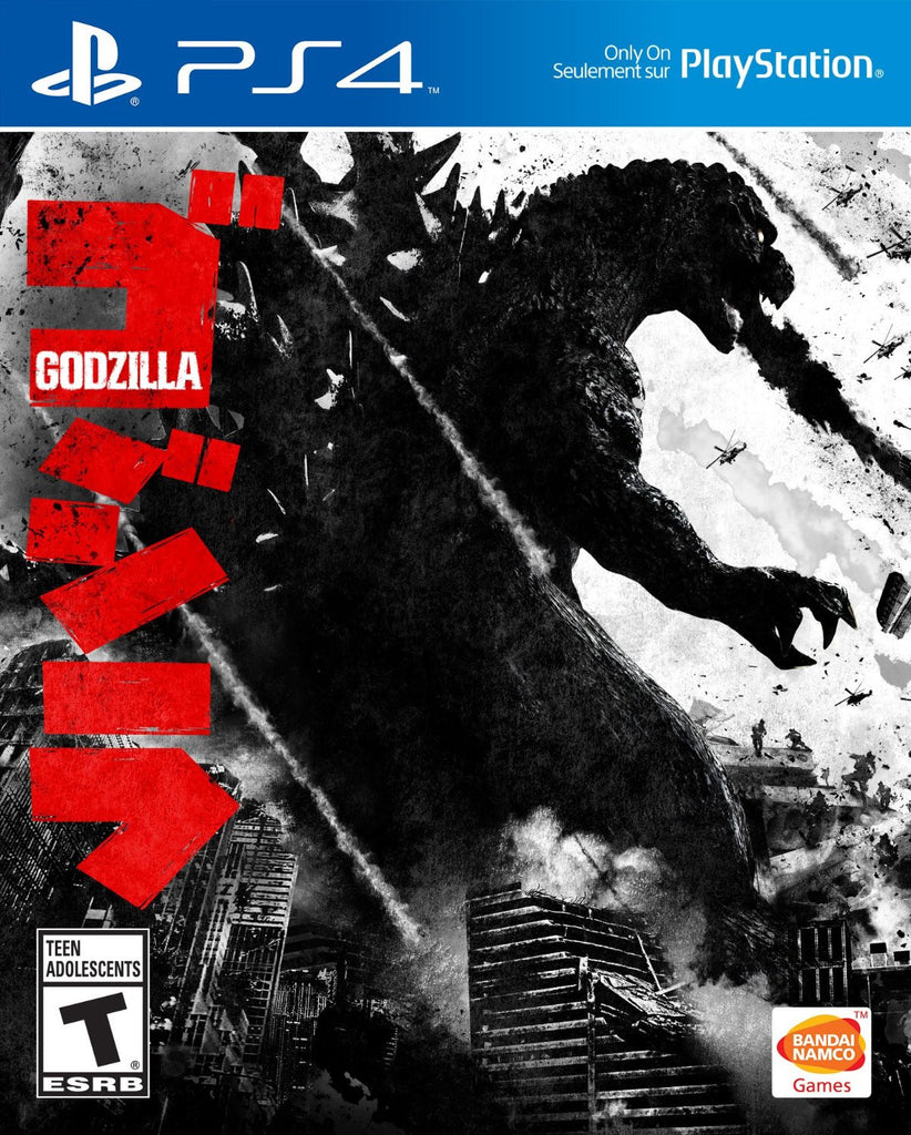 Godzilla For PlayStation 4 (Physical Disc)
