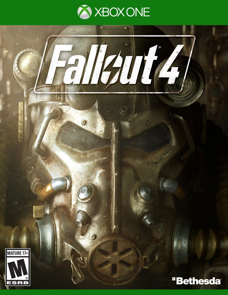 Fallout 4 For Xbox One (Physical Disc)