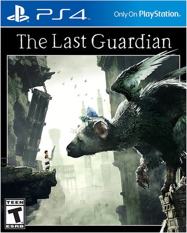 The Last Guardian For PlayStation 4 (Physical Disc)