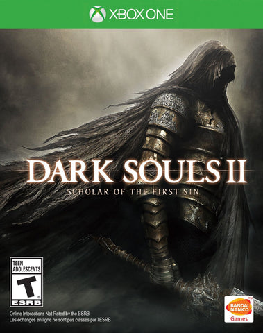 Dark Souls II: Scholar of the First Sin For Xbox One (Physical Disc)