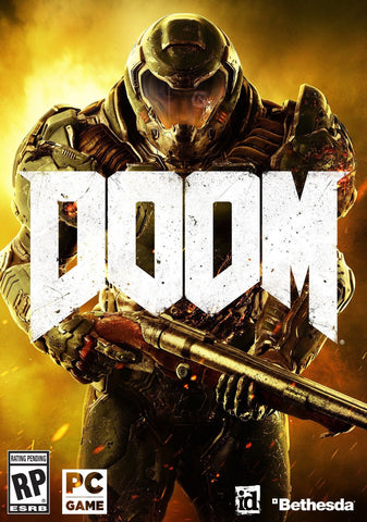 DOOM Windows PC Game Download Steam CD-Key Global