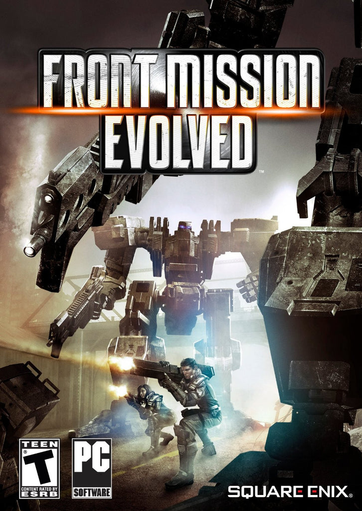 Front Mission Evolved Windows PC Game Download Steam CD-Key Global