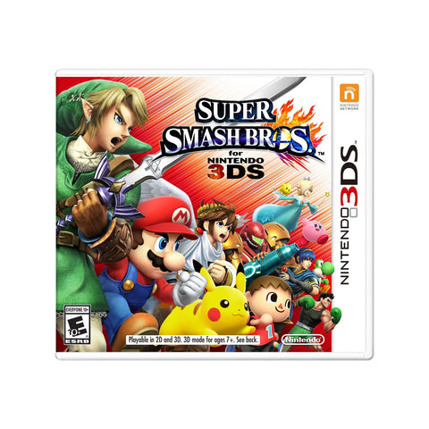 Super Smash Bros. For Wii U (Physical Cartridge)