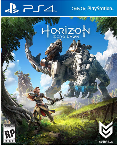 Horizon: Zero Dawn For PlayStation 4 (Physical Disc)