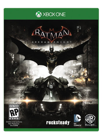 Batman: Arkham Knight For Xbox One (Physical Disc)