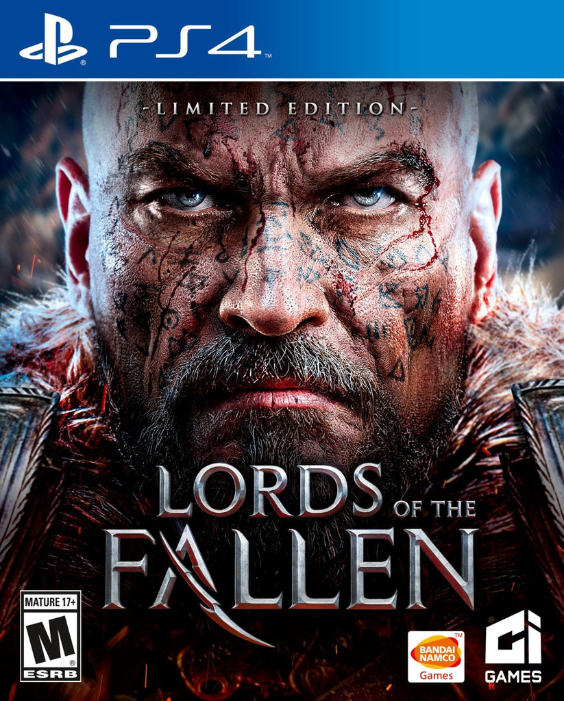 Lords of the Fallen Limited Edition For PlayStation 4 (Physical Disc)