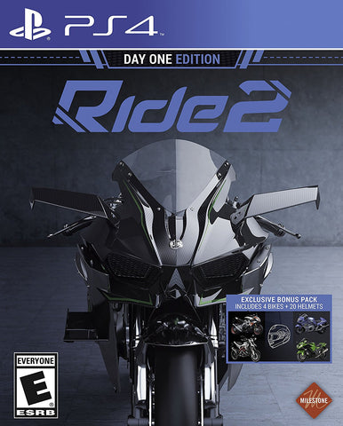 Ride 2 For PlayStation 4 (Physical Disc)