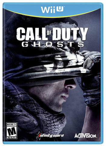 Call of Duty: Ghosts For Wii U (Physical Disc)