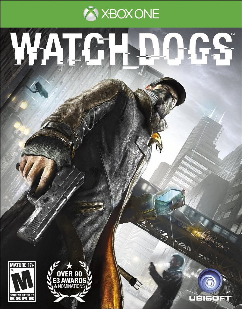 Watch Dogs For Xbox One (Physical Disc)