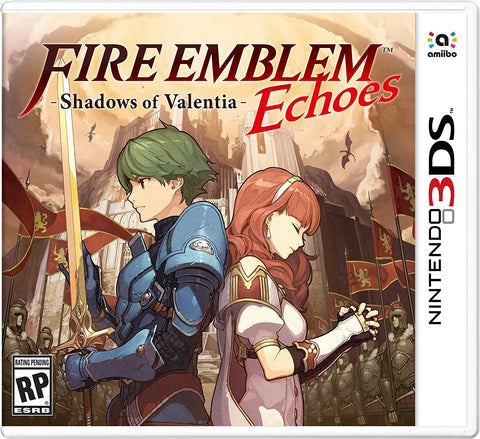 Fire Emblem Echoes: Shadows of Valentia Pre-Order For 3DS (Physical Cartridge)
