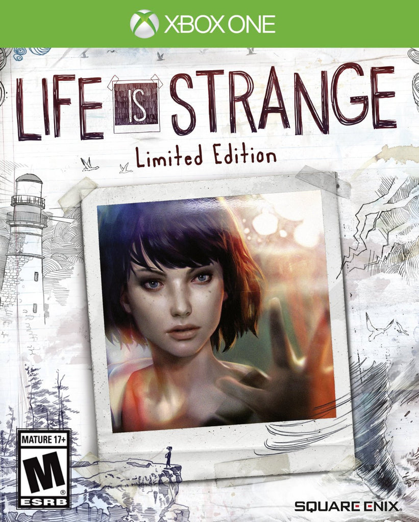 Life is Strange Limited Edition For Xbox One (Physical Disc)