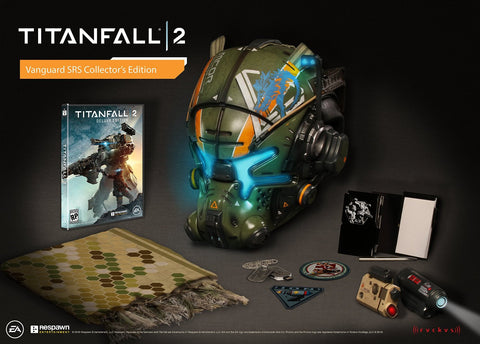 Titanfall 2 Vanguard Collector's Edition For Xbox One (Physical Disc)