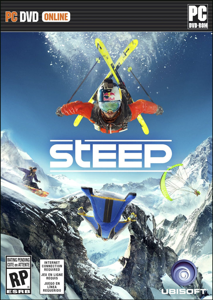 Steep For PC (Physical Disc)