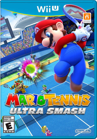 Mario Tennis: Ultra Smash For Wii U (Physical Disc)
