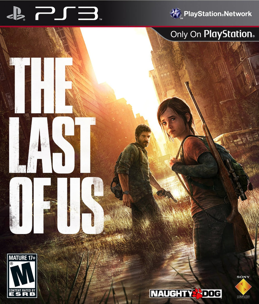 The Last Of Us PlayStation 3 Digital Game Download PSN CD-KEY US
