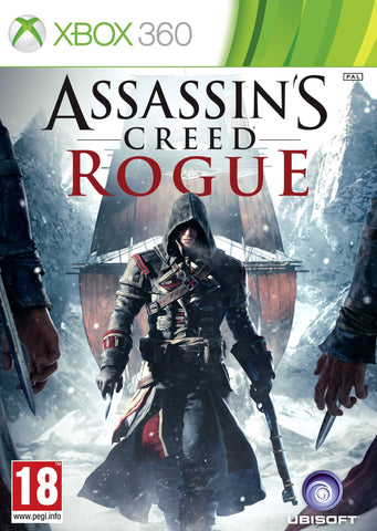 Assassin's Creed Rogue For Xbox 360 (Physical Disc)