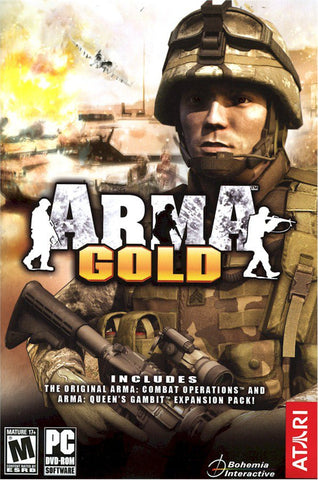 Arma: Gold Edition Windows PC Game Download Steam CD-Key Global