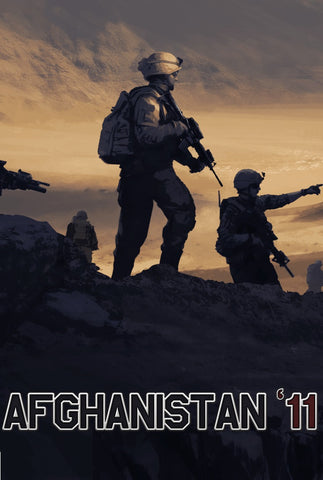 Afghanistan '11 Windows PC Game Download Steam CD-Key Global