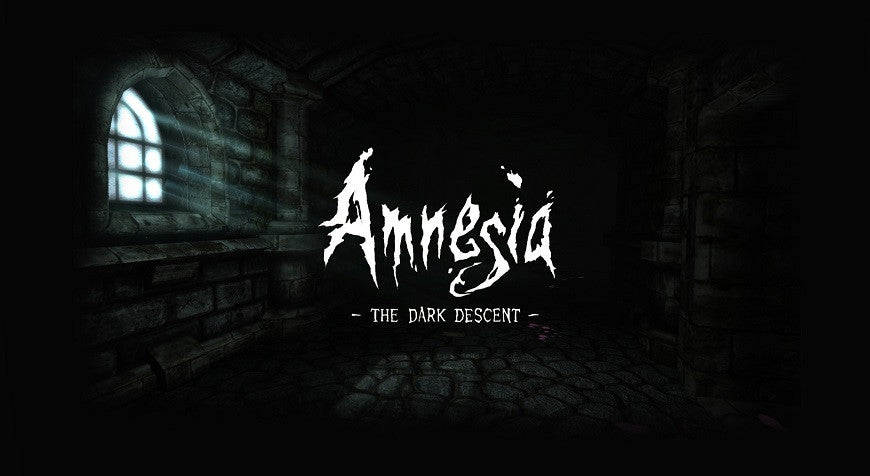 Amnesia: The Dark Descent Windows PC Game Download Steam CD-Key Global