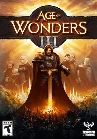 Age of Wonders III Deluxe Edition Windows PC Game Download Steam CD-Key Global