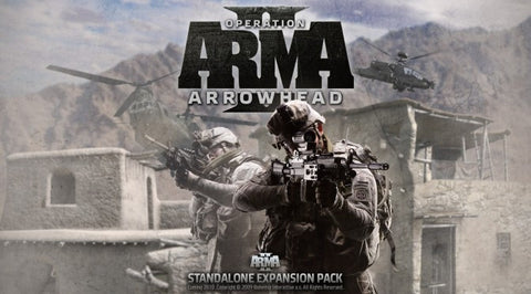 Arma 2: Operation Arrowhead Windows PC Game Download Steam CD-Key Global
