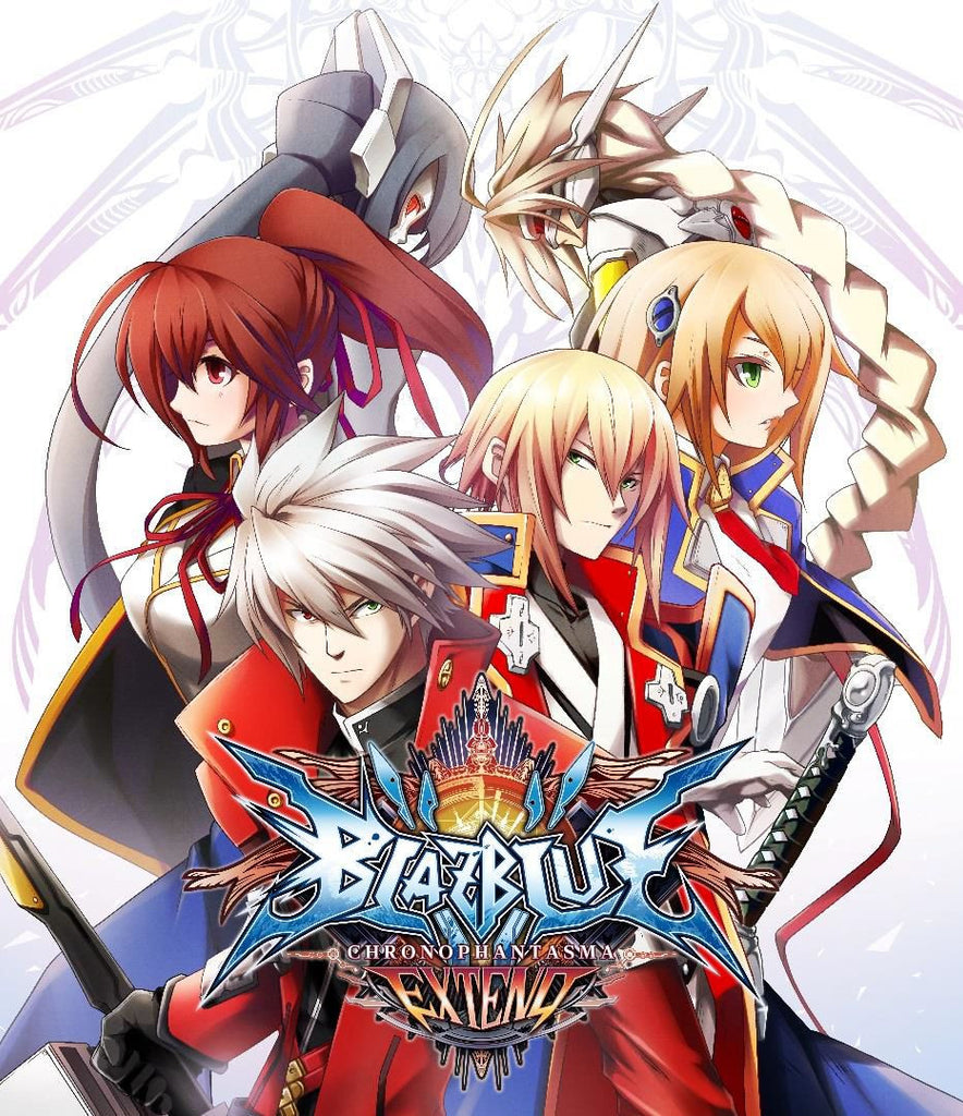 BlazBlue: Chrono Phantasma Extend Windows PC Game Download Steam CD-Key Global
